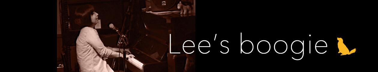 Lee's boogie
